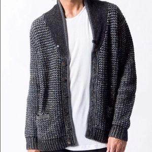 Rag & Bone Target Cardigan Sweater size L